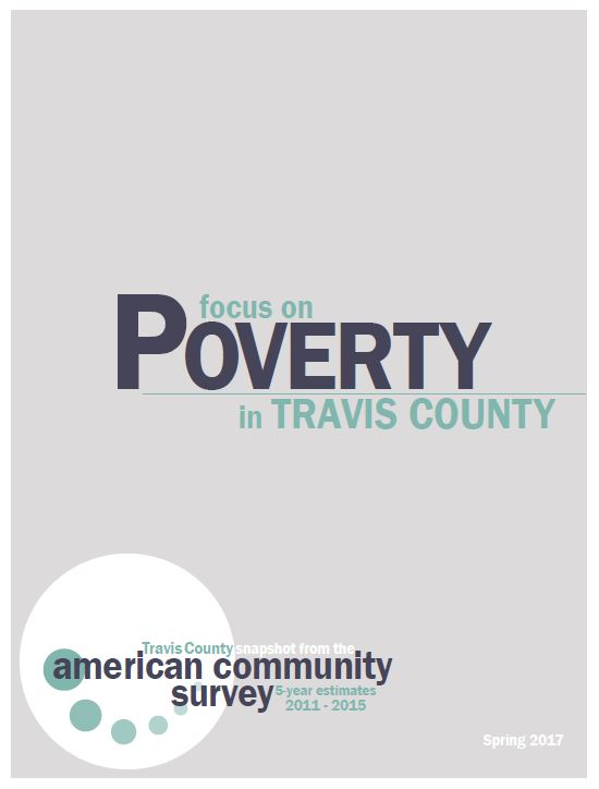 A Closer Look at Poverty in Travis County